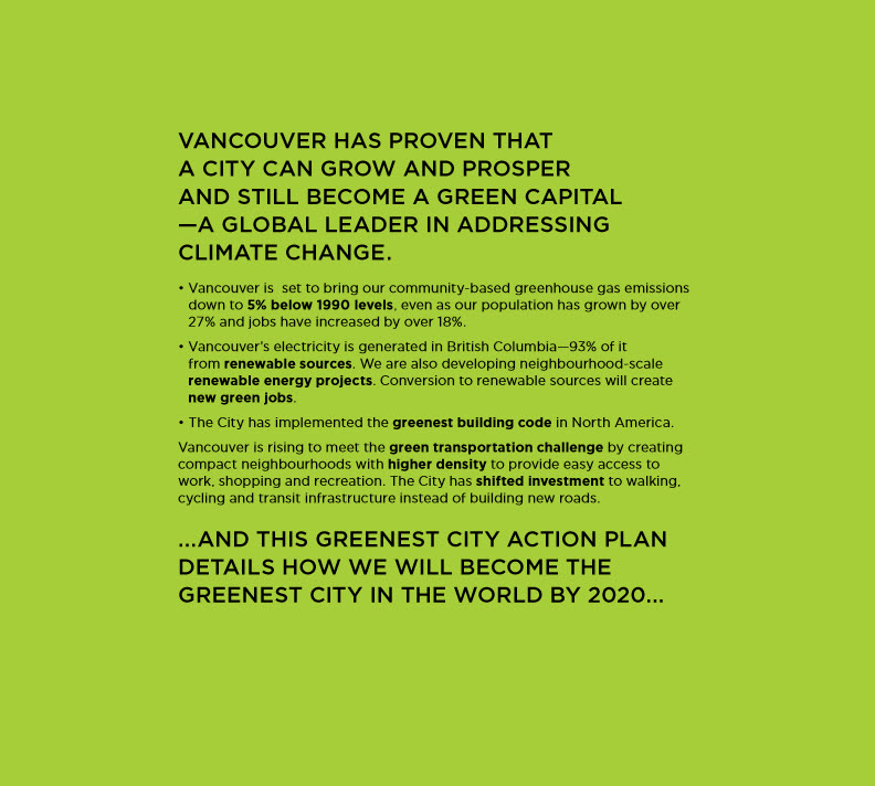 2013 10 Vancouver Greenest City