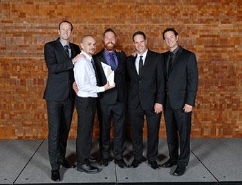 Horizon VRCA award