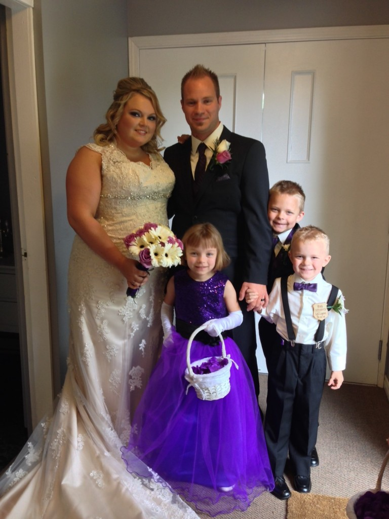 Ian wedding
