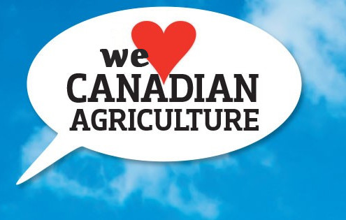 We love agriculture