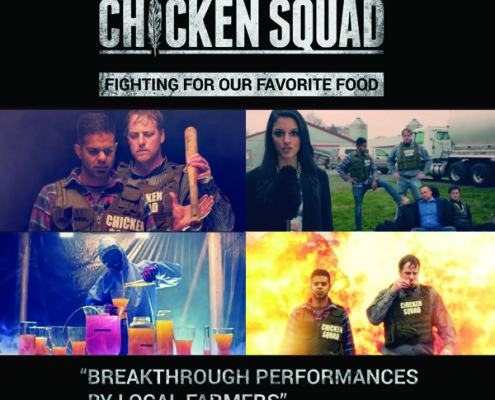 Denbow chicken squad official trailer
