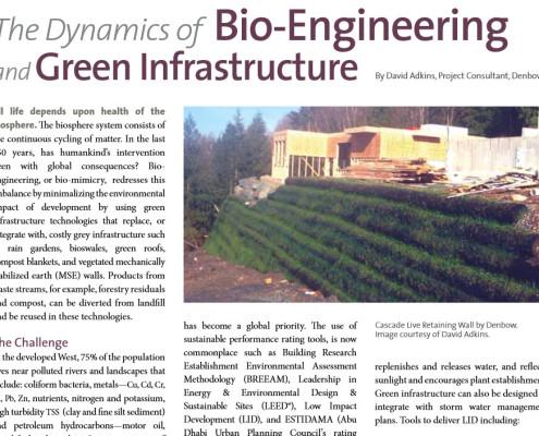 the Story of Dynamic BioEngineering