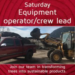 Saturday eq operator
