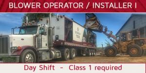 blower operator installer Oct 2017