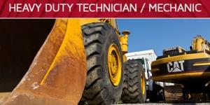 heavy duty technition mechanic