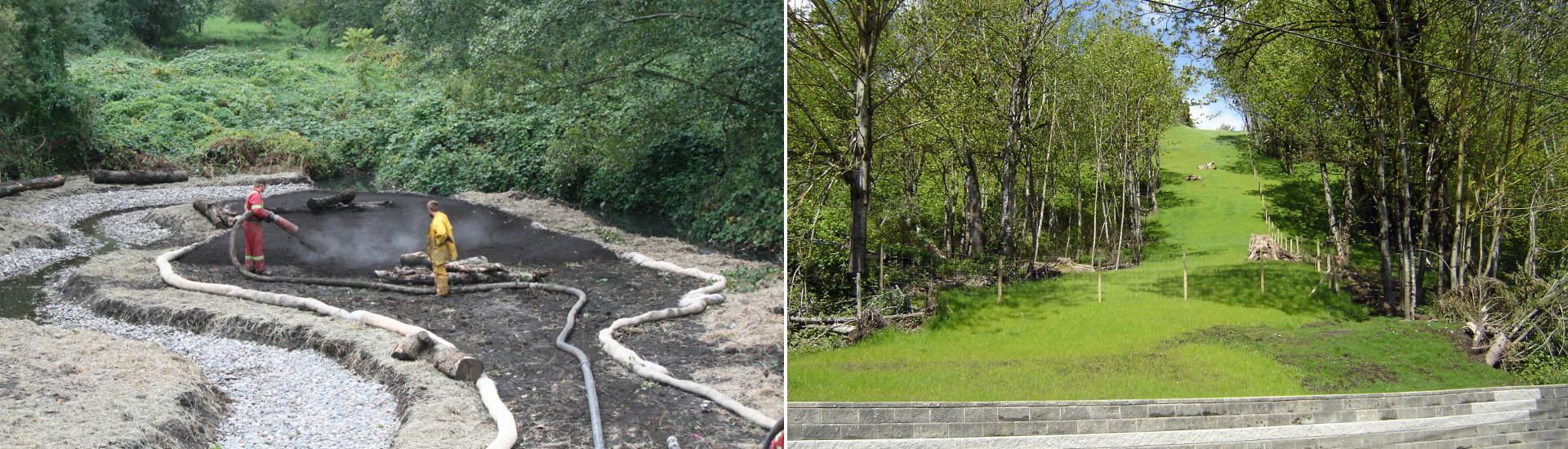 EcoBlanket Erosion Control