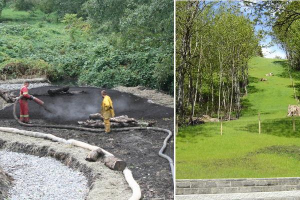 Sustainable Development - EcoBlanket Erosion Control