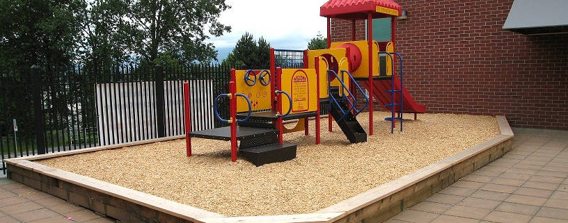 PlayChips - Wood Chips for Kids