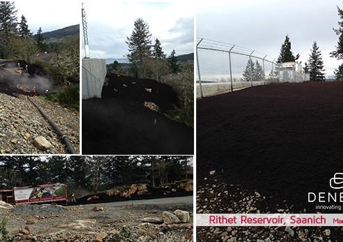 Rithet Reservoir Terraseeding