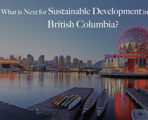 Sustainable Development in BC by Denbow