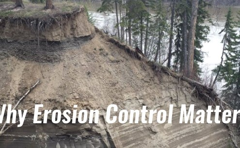 Why erosion control matters