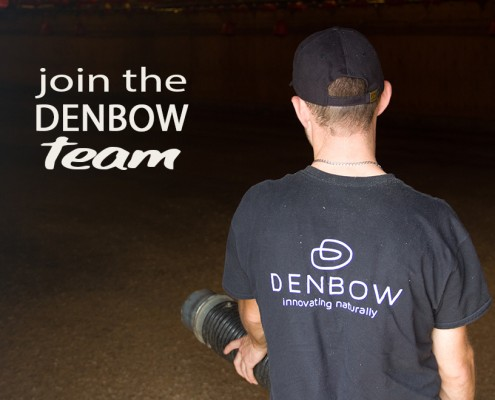 join the denbow team
