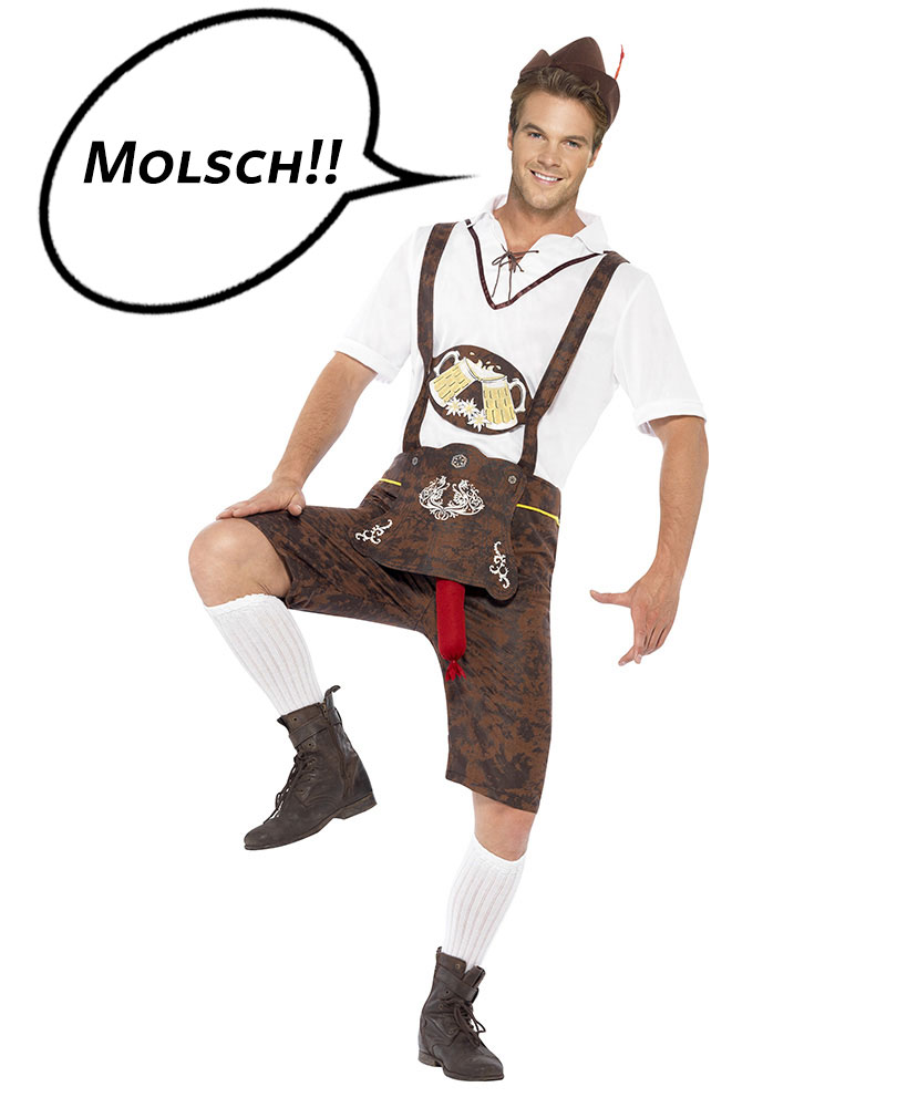 Molsch is German for Mulch!