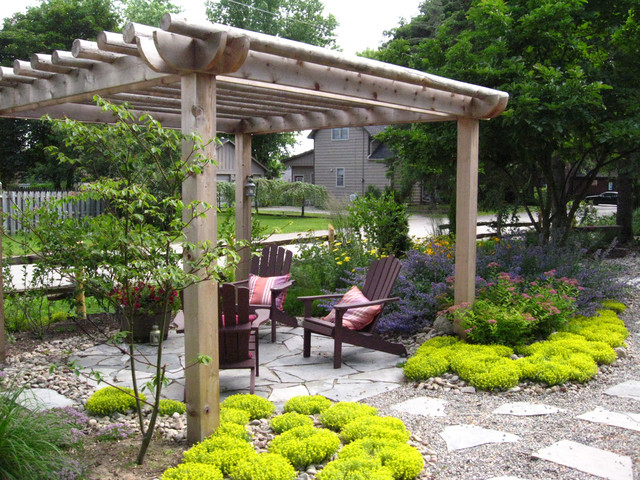 Garden Design Trends 2016 landscape design ideas for 2016 - denbow