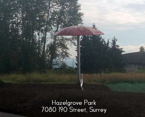 city of surrey hazelgrove park