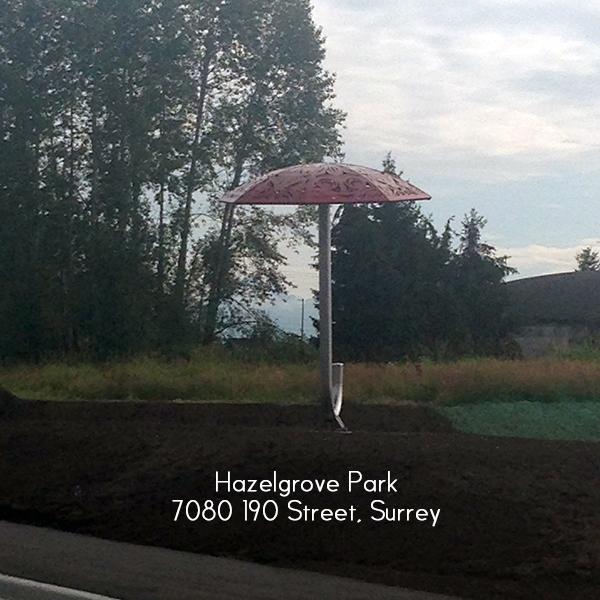 city of surrey hazelgrove park
