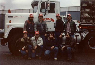 denbow staff crew archive