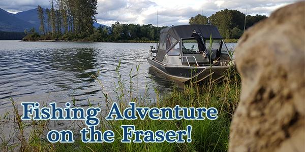 denbow fishing fraser river