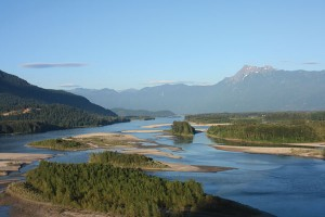 Protecting Fraser Valley Dykes from Erosion from the might fraser river