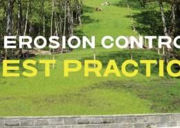 EROSION CONTROL BEST PRACTICES
