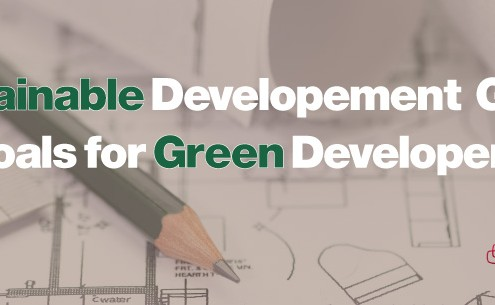 sustainable development goals for green developers