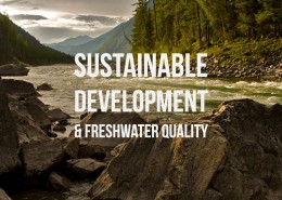 Sustainable Development & Freshwater Quality in Canadian Rivers