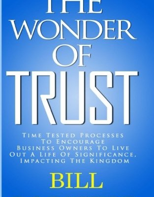 wonder of trust