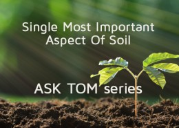aspect of soil