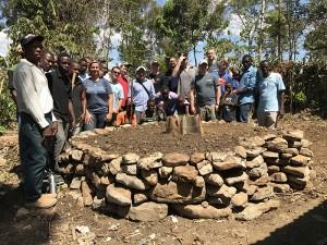 Denbow FH Canada in Haiti