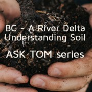 BC river delta understanding soil