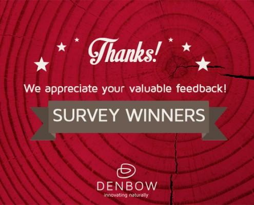 survey winners