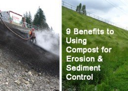 Using Compost for Erosion
