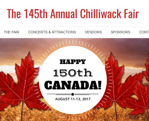chilliwack fair