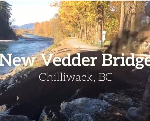 New Vedder Bridge