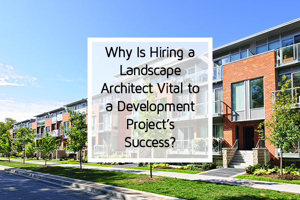 Why Is Hiring a Landscape Architect Vital to a Development ...